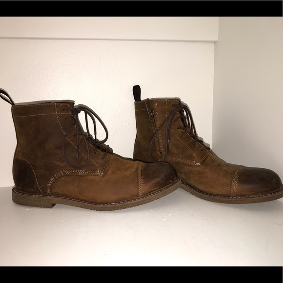 c329bc52be4 Men's Timberland boots. NWOT. Ortholite insoles